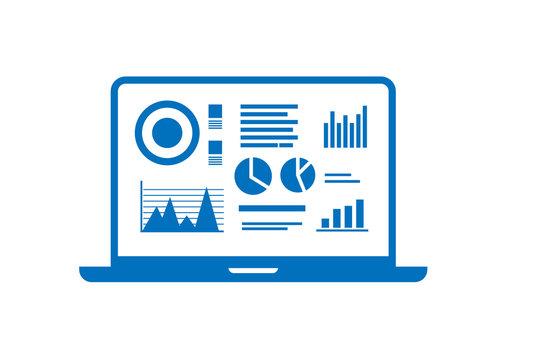 dashboard icon vector