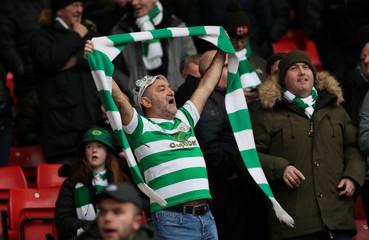 Scottish League Cup Final - Celtic v Rangers