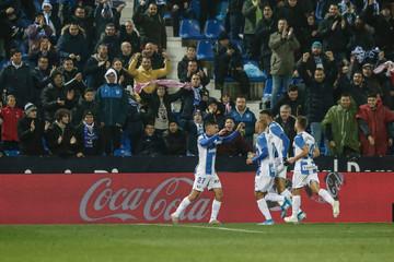 2019 La Liga Football Leganes v Celta Vigo Dec 8th