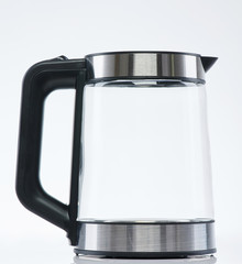 Stainless steel transparent kettle