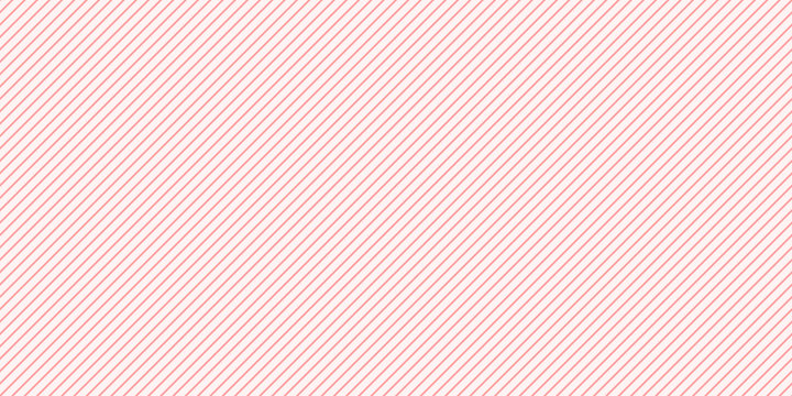 Background pattern seamless diagonal stripe abstract pink color vector. Valentine background.