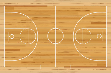 Basketball Court Floor Photos Royalty Free Images Graphics