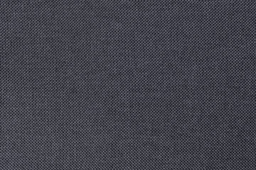 Stores à enrouleur Tissu Grey cotton fabric texture background, seamless pattern of natural textile.