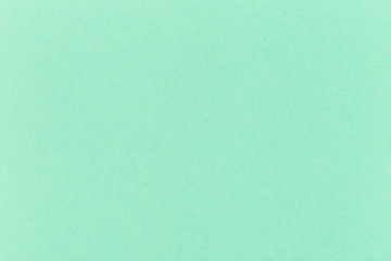 Light mint paper texture, blank background for template, horizontal, copy space
