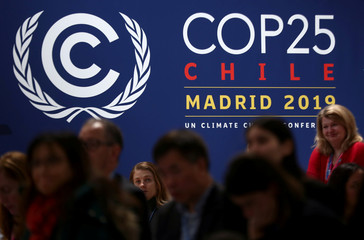Unite Behind the Science event during U.N. Climate Change Conference (COP25) in Madrid