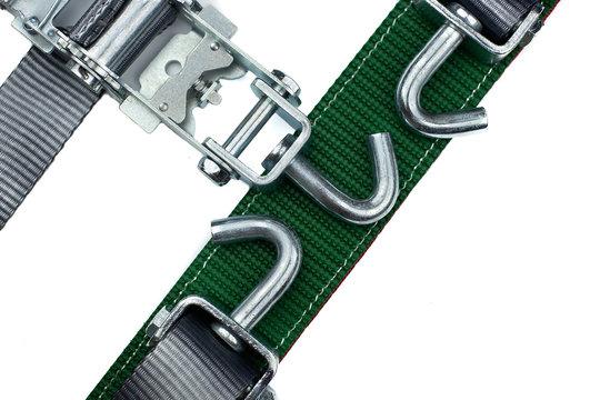 Ratchet tie down / straps for cargo / lashing straps