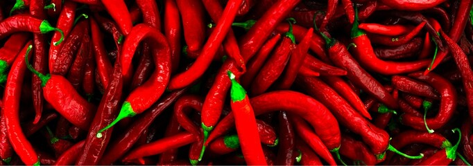 Canvas Prints Hot chili peppers red hot chili peppers