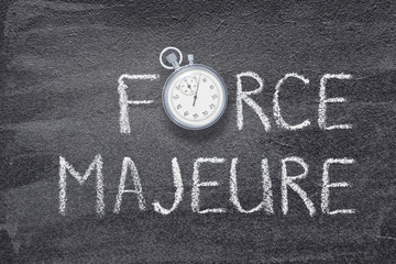 force majeure watch