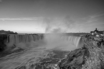Niagara Falls view from Ontario, Canada