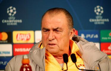 Champions League - Galatasaray Press Conference