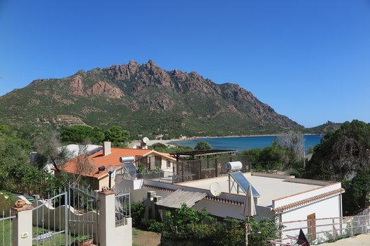 Marina di Tertenia (Sa Foxi Manna) , Sardinien