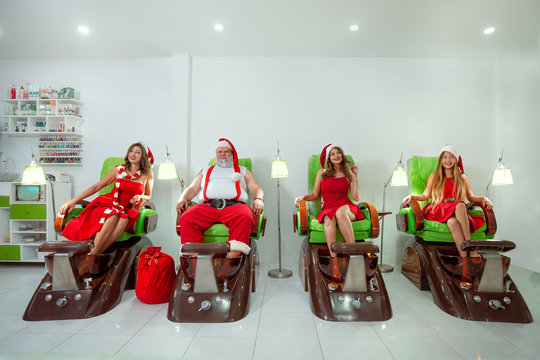 Beauty procedures in New Year