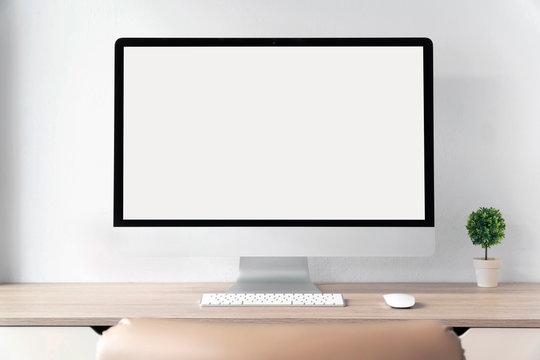 Business office, Work space office desktop.