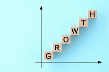 ビジネスイメージ―成長