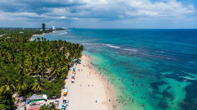 Playa Guayacanes República Dominicana