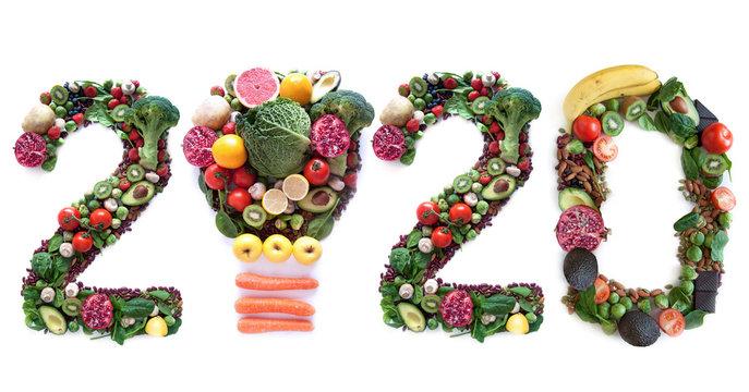2020 food closeup