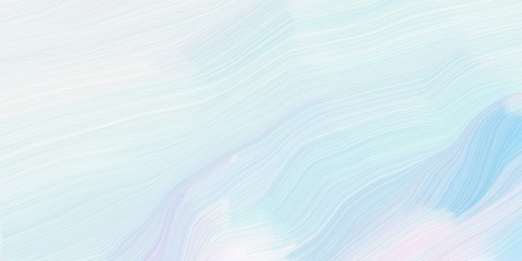 background graphic with elegant curvy swirl waves background illustration with lavender, powder blue and white smoke color