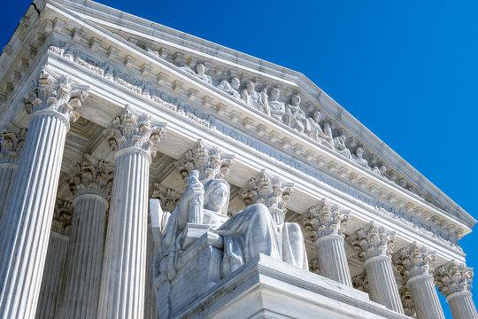 US Supreme Court Washington DC