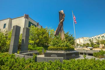 9-11 Memorial in Beverly Hills