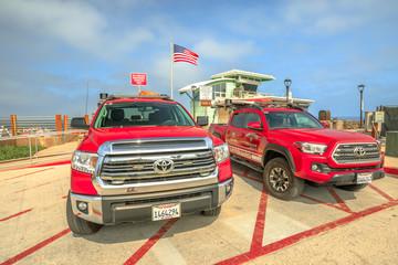San Diego lifeguard fire-rescue
