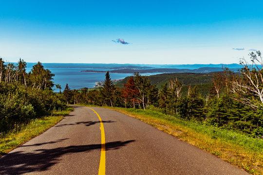 View of Carleton Sur Mer