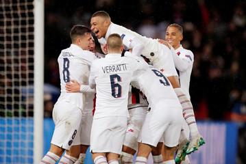 Champions League - Group A - Paris St Germain v Galatasaray
