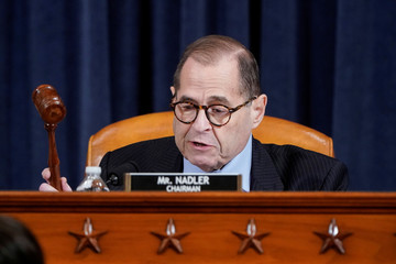 The House Judiciary Committee begins its markup of articles of impeachment against U.S. President Donald Trump in Washington.