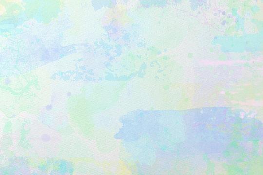 水彩のテクスチャー