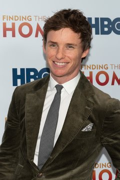 Eddie Redmayne at arrivals for FINDING THE WAY HOME Premiere