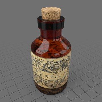 Hemlock bottle
