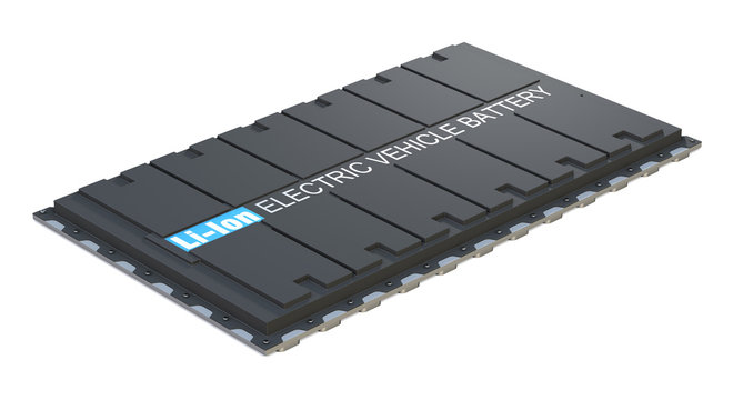 Lithium-Ion electric vehicle battery