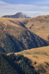 Fototapete - Fagaras Mountains, Romania