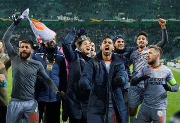 Europa League - Group J - Borussia Moenchengladbach v Istanbul Basaksehir