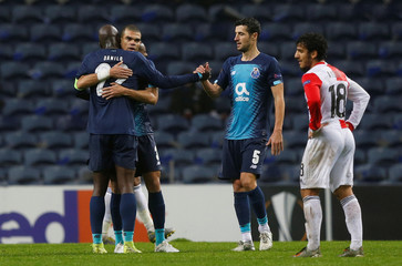Europa League - Group G - FC Porto v Feyenoord