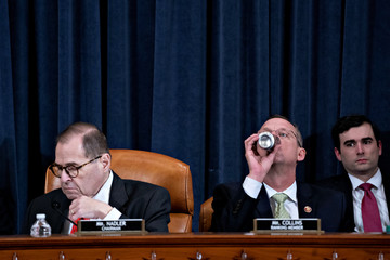 House Judiciary Committee Debates Articles Of Impeachment Against President Trump