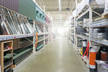 Hardware store products