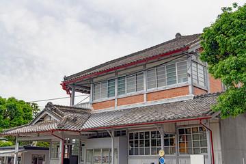 富岡製糸場 検査人館