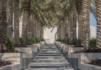Doha, Qatar - built on one end of the Corniche, the Museum of Islamic Art is the first of its kind to feature 14 centuries of Islamic art in the Arab States of the Persian Gulf