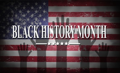 Black History Month. African American History. Celebrated annual. In February