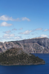 Vista at Crater Lake