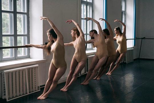 choreographers posing