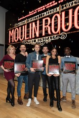 MOULIN ROUGE! THE MUSICAL Cast Album Signing