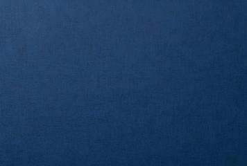 Obraz 藍色の布地風の質感のある紙のテクスチャー - fototapety do salonu
