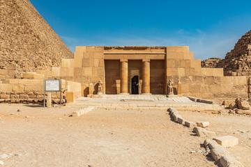 The Tomb of Seshem Nefer, Mastaba of Seshemnefer IV, in Giza