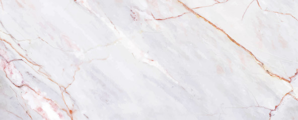 white Marble rock stone texture background Wall mural