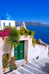 Papiers peints Santorini Oia, Santorini, Cyclades, greece