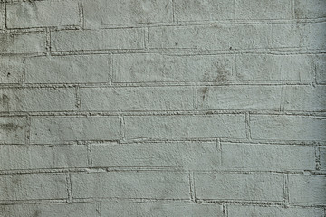 texture of white brick wall background