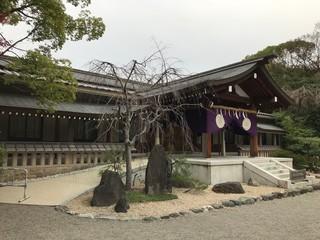 Atsuta Shrine in Nagoya, Japan