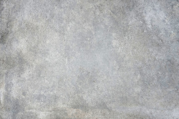 Fotobehang -  Grunge gray abstract background. Grunge old wall texture, concrete cement background.
