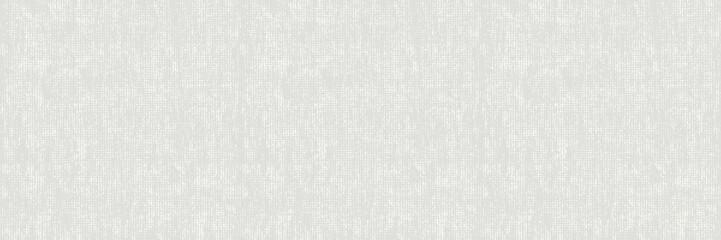 Unbleached Vector Gray French Linen Texture Banner Background. Old Ecru Flax Fibre Seamless Border Pattern. Distressed Irregular Torn Weave Fabric . Neutral Ecru Jute Burlap Cloth Ribbon Trim. EPS10  Wall mural